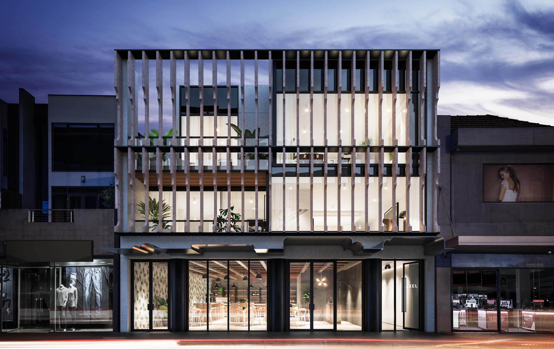Developer takes on Melbourne rental market
