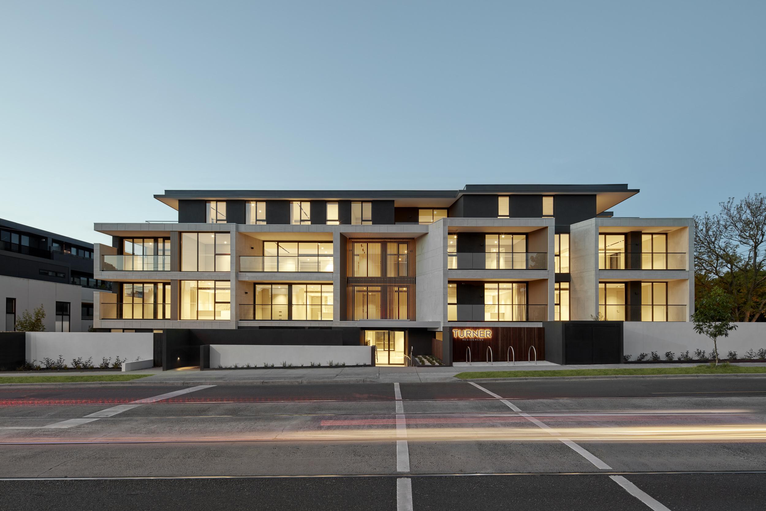 Turner Residences, a new benchmark for Glen Iris