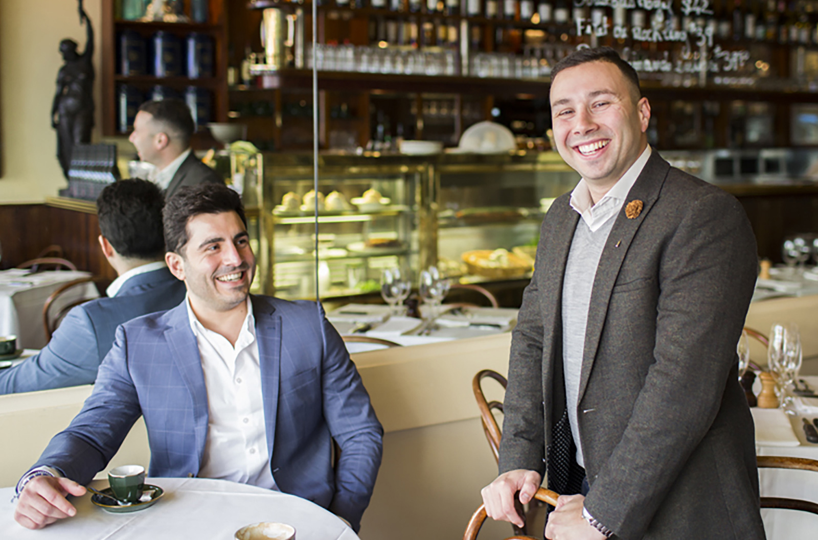 From record-breaking in Bayside to the sublime in Toorak, meet the team behind Melbourne's Samuel Property